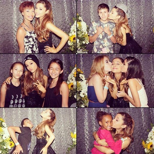 Ariana Fans (Pinterest)
