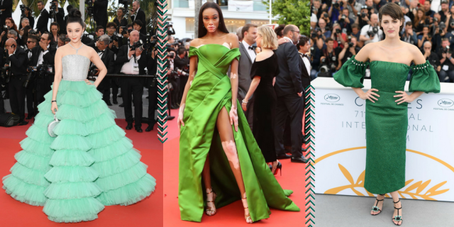 Cannes Trends Green