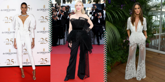Cannes Trends Jumpsuits